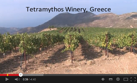 Tetramythos Winery, Greece